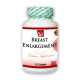 Breast Enlargament - Dietary Supplement 100 Softgels