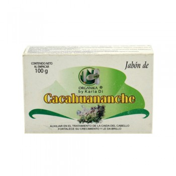 Cacahuananche Soap 3.5 oz 100g
