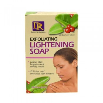 DR  Exfolianting Lightening Soap 3.5 oz