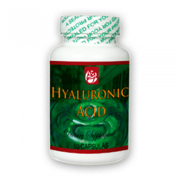 Hyaluronic Acid Dietary Supplement 60 Caps