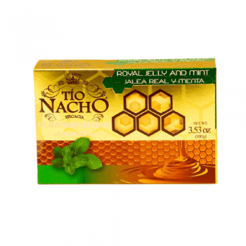 Tio Nacho Soap Royal Jelly and Mint