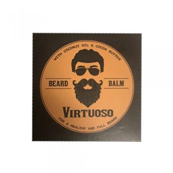 Virtuoso Beard Balm, 3oz/100g - Sandalwood Scent - Care of the beard