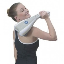 Dual Tapper - This handheld percussion massager
