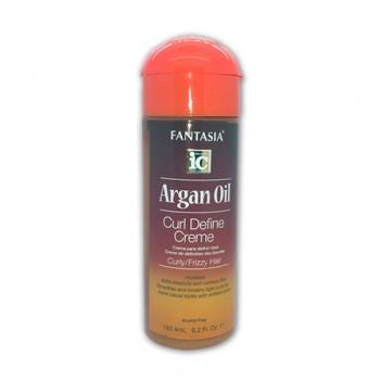 Fantasia ic argan oil define cream 6.2 Oz