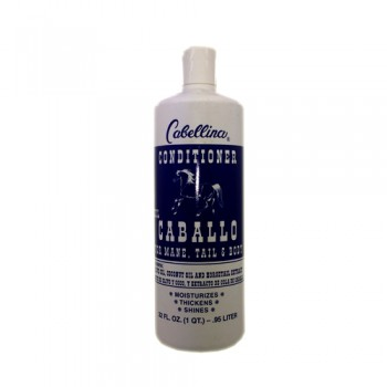 Cabellina Horse Conditioner 33.8 Fl. Oz.