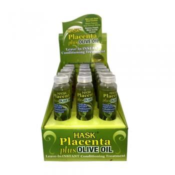 Hask Placenta Plus Olive Oil