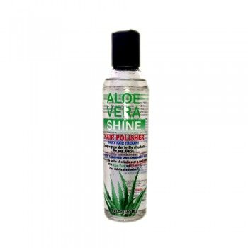 Aloe Vera hair polisher 6 Fl. Oz. (178 ml)