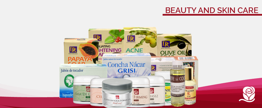 Beauty and Skin Care