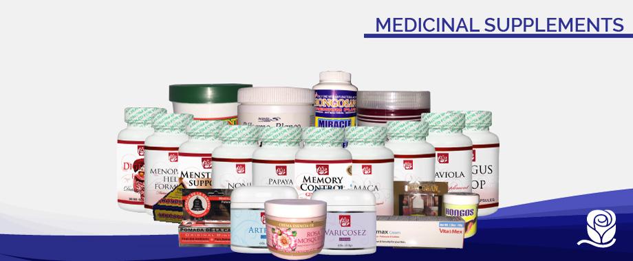 Medicinal supplements