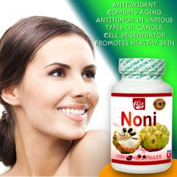 Noni Dietary Supplements 1000 mg 60 caps