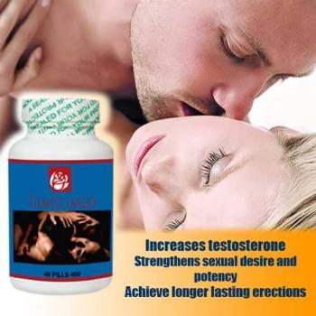 Sexual Enhancer Tiempo Largo 40 Tablets