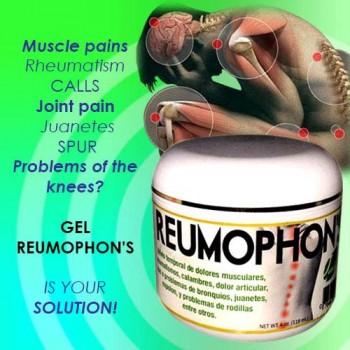 Reumophon's Gel 4 Oz. (118 ml.)
