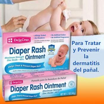 De La Cruz Diaper Rash Ointment