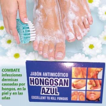 Hongosan Azul Antifungal soap