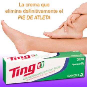 Ting Cream 72 gs
