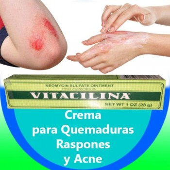 Vitacilina 1/2 Oz (14g)