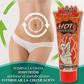 Hot Body Slimming Gel