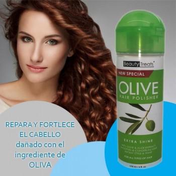 Olive Hair Polisher - Extra Shine 6 fl.oz.