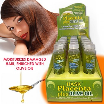 Hask Placenta Plus Olive Oil