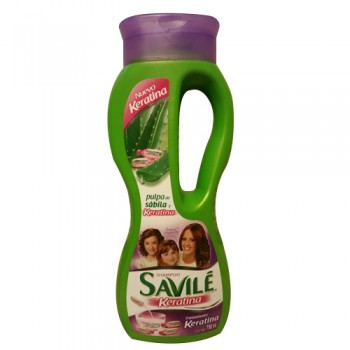 Shampoo - Savile with Keratina 750 ml