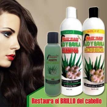 Shampoo, conditioner - Chile y Romero