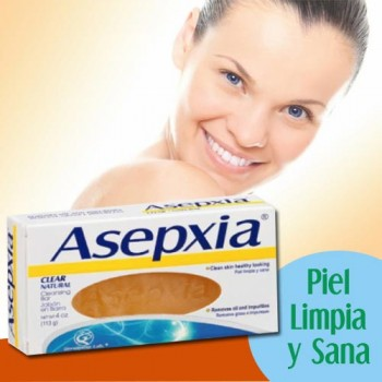 Asepxia Soap Neutral (white) 3.52 oz