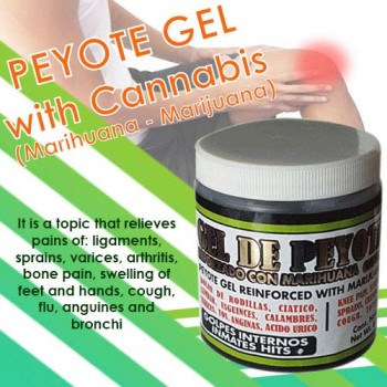 Peyote Gel 250gs