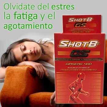 Shotb GS ginseng 400 Multivitamin
