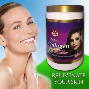 Powder collagen