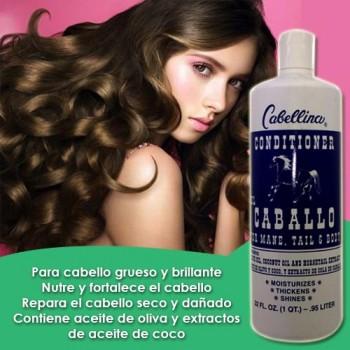 Cabellina Horse Conditioner 33.8 Fl. Oz.