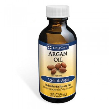De la cruz argan oil 2 FL OZ (59 ml)