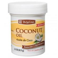 De La Cruz Coconut Oil 2.2 Oz (62.5 g)