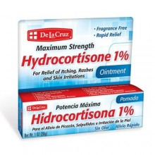 De la Cruz hydrocortisone 1%