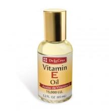 De la cruz  vitamin e oil 15000 iu