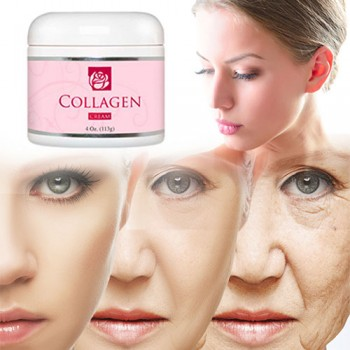 Collagen Cream 4 Oz 113 gr