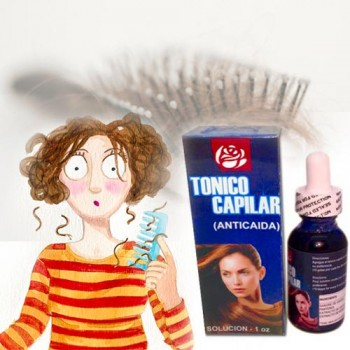 Hair Loss | Capillary tonic  ( Anti Hair-loss ) solution 1 Oz