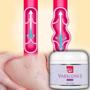Cream  for varicose veins VARICOSEZ 4 Oz 113 gr