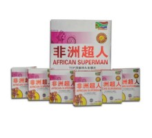 African Superman – Get Superman Performance