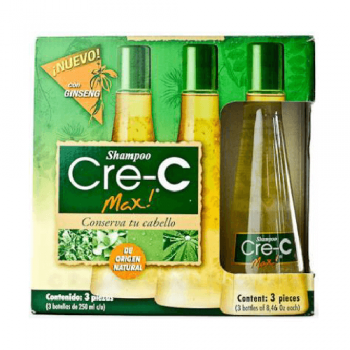 Super Shampoo CRE-C 410 ml 13,88 Oz
