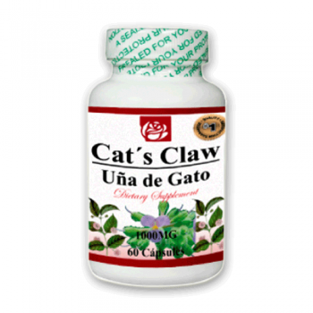 Cat's Claw Dietary Supplement 60 Caps