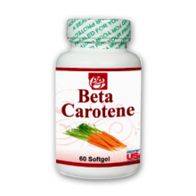 Beta Carotene 50 Softgels