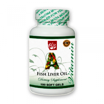 Fish Liver Oil 100 Soft Gels