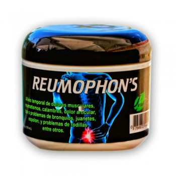Reumophon's Gel Enhanced 4 Oz. (118 ml.)