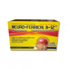 Neuroferrical B12 - 15 vials