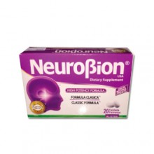 Neurobion Classic 20 Tablets Vitamin B Energy Booster - Classic Formula