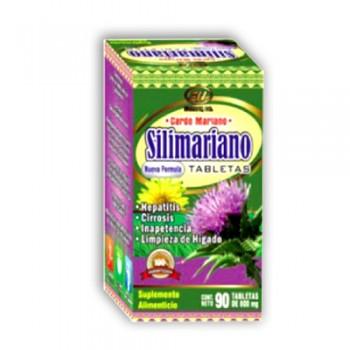 Cardo Mariano 800 mg 90 Tablets