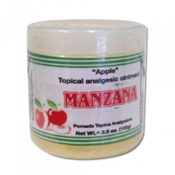 Apple - Topical Analgesic Ointment 3.5Oz (100g)