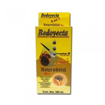 Bedoyecta Neurubion B12 Cont. Net. 380 ml
