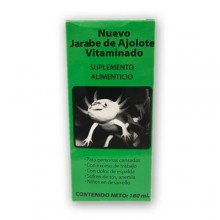 Vitaminado Ajolote syrup 180 ml