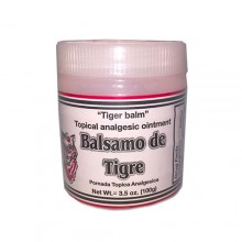 Tiger Balm Topical analgesic ointment 3.5 Oz.